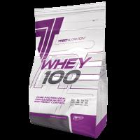 100% WHEY  Trec Nutrition Лучшая покупка.