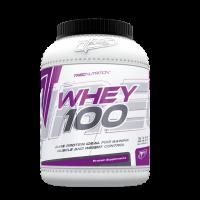 100% WHEY от Trec Nutrition Лучшая покупка.