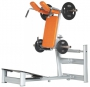 4037/38 Squat Machine 30/50mm plate holders Sygnum