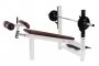 4047 Decline Bench with bar holders and adjustable