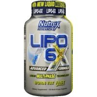 Nutrex Lipo 6-X 120