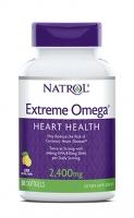Омега-жиры Natrol Omega Extreme 2400 мг